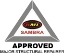 SAMBRA Approved Major Structural Repairer